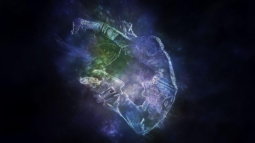 اکشن فتوشاپ کهکشان Galaxy