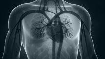 موشن گرافیک علمی اشعه ایکس از قلب انسان