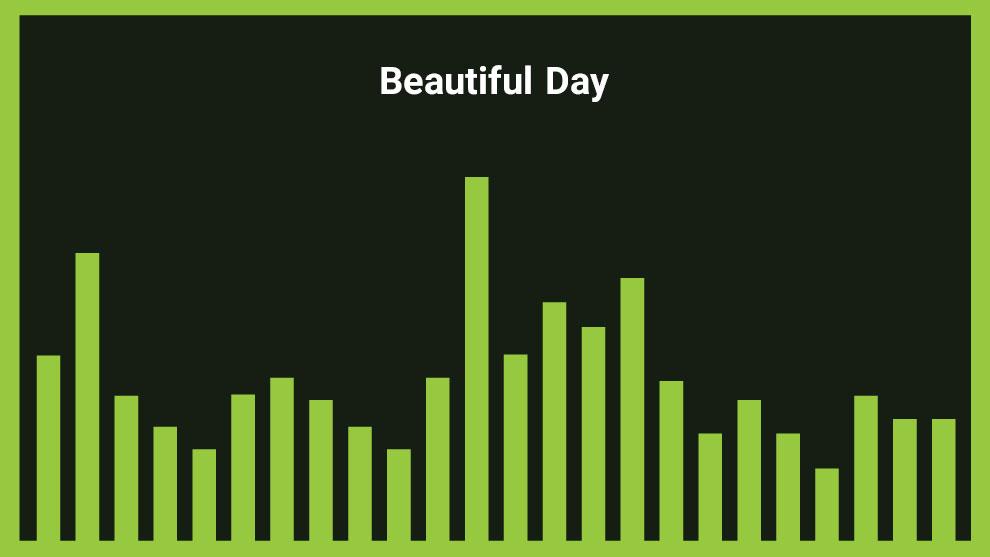 موزیک زمینه Beautiful Day