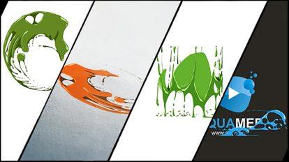 پروژه افترافکت Corporate Logo