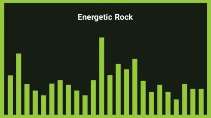 موزیک زمینه Energetic Rock