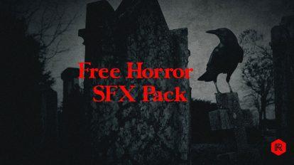 مجموعه افکت صوتی برای فیلم ترسناک