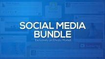 پروژه افترافکت باندل شبکه های اجتماعی Social Media Bundle