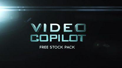 فوتیج ویدیویی Video Copilot برای کامپوزیت جلوه های ویژه