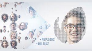 پروژه افترافکت نمایش لوگو با موزاییک تصاویر