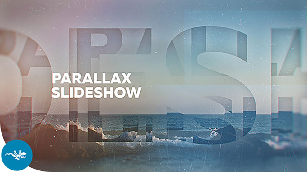 پروژه افترافکت Parallax Slideshow