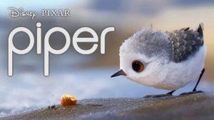 انیمیشن کوتاه Piper