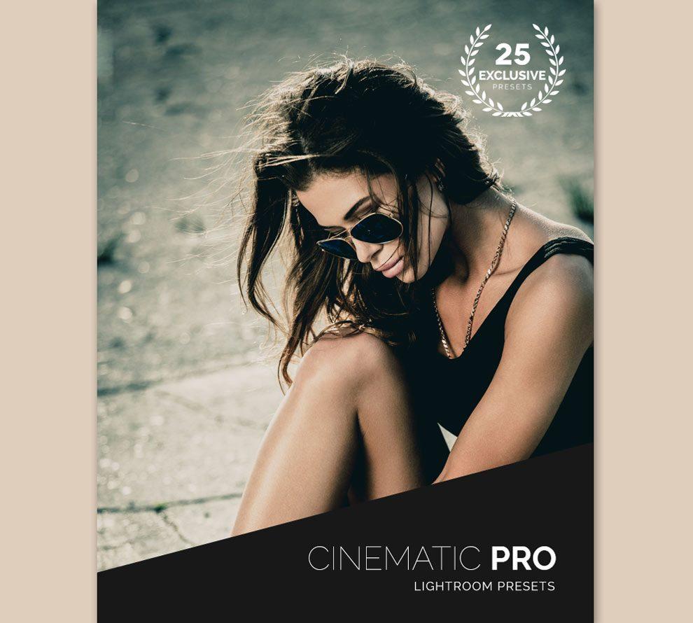 مجموعه 25 پریست لایتروم حرفهای سینمایی