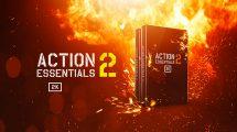 فوتیج ویدیویی Action Essentials 2 برای کامپوزیت جلوه های ویژه