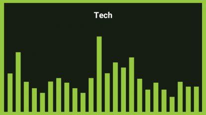 موزیک زمینه تکنولوژی Tech