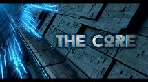 پروژه افترافکت نمایش لوگو علمی تخیلی سینمایی The Core