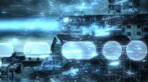 پروژه افترافکت مجموعه 15 ترانزیشن نوری Massive