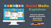 پروژه افترافکت ساخت تیزر تبلیغاتی شبکههای اجتماعی