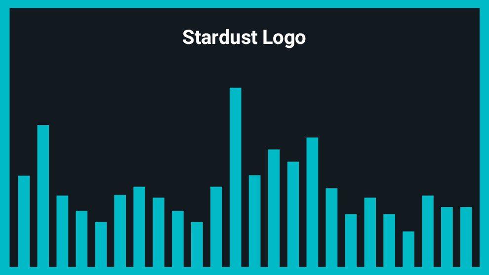 موزیک زمینه لوگو Stardust