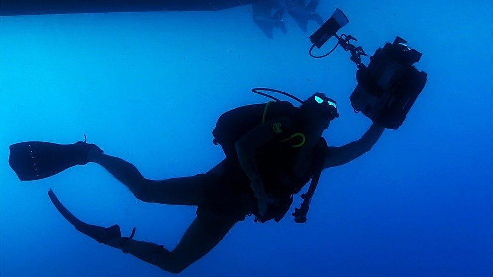 مجموعه افکت صوتی زیر آب