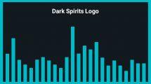 موزیک زمینه لوگو Dark Spirits Logo