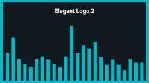 موزیک زمینه لوگو Elegant Logo 2