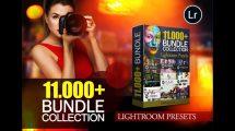 مجموعه 11000 پریست لایتروم پیشرفته و حرفه ای