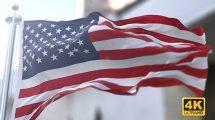 پروژه افترافکت پرچم واقعگرایانه