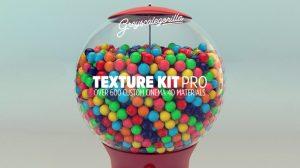 مجموعه جامع متریال سینمافوردی Texture Kit Pro