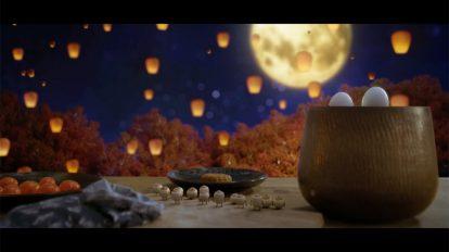 فیلم کوتاه کیک ماه جادویی Magic Mooncake