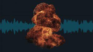 مجموعه 45 افکت صوتی انفجار ActionVFX