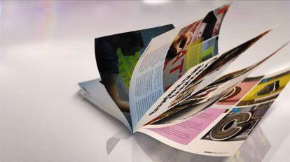 پروژه افترافکت تیزر تبلیغاتی مجله Magazine Promotion