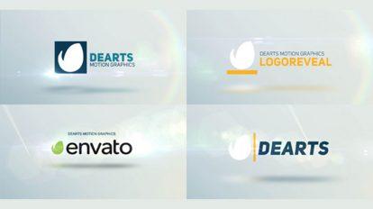 پروژه افترافکت نمایش لوگو مدرن Modern Logo Reveal 3