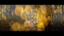 پروژه افترافکت مجموعه 100 عنوان برای ویدیوی عروسی