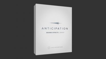 مجموعه افکت صوتی سینمایی Anticipation SFX