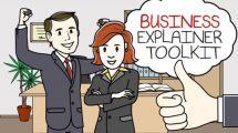پروژه افترافکت تیزر تبلیغاتی کسب و کار Business Explainer Toolkit