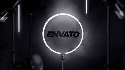 پروژه افترافکت نمایش لوگو با لامپ نور Elegant Lightbulb Reveal