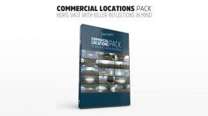 مجموعه تصاویر HDRI مکانهای تجاری Commercial Locations