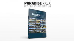 مجموعه تصاویر HDRI بهشت Paradise