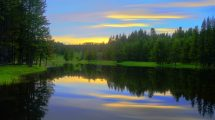 مجموعه فوتیج تایم لپس طبیعت