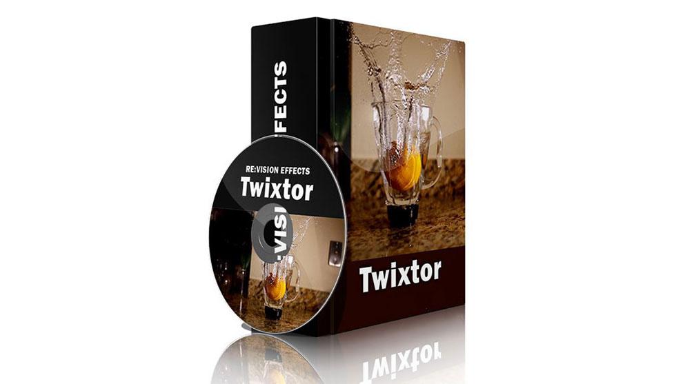 پلاگین Twixtor Pro ابزار افزایش یا کاهش سرعت ویدیو
