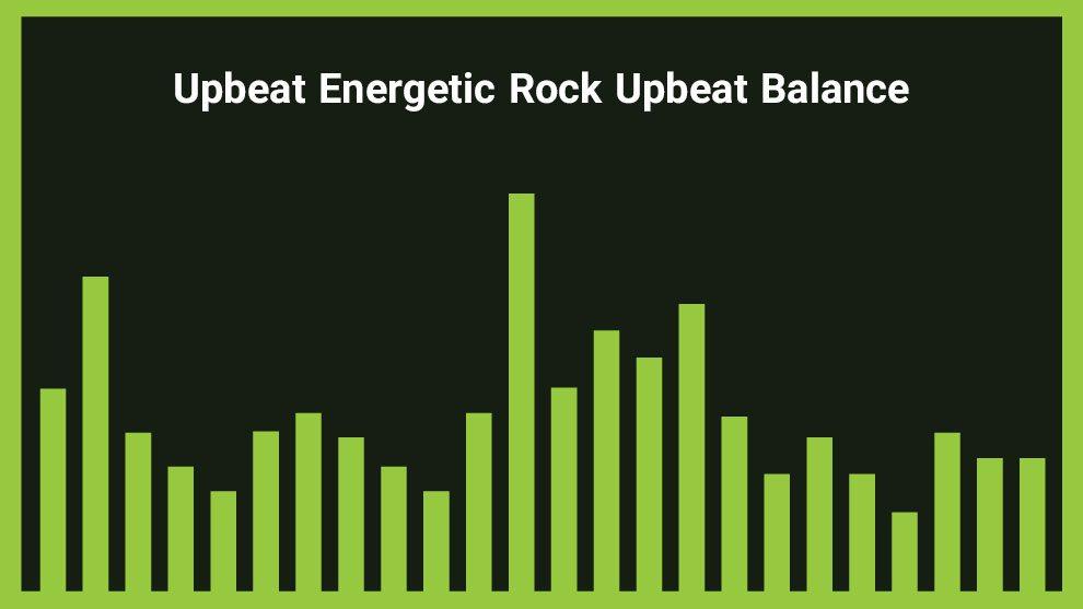 موزیک زمینه راک پرانرژی Upbeat Energetic Rock Upbeat Balance