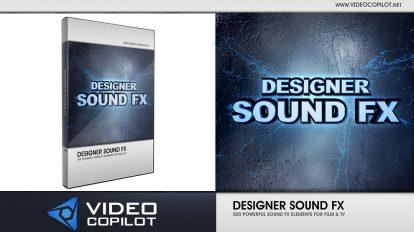 مجموعه افکت صوتی Designer Sound FX