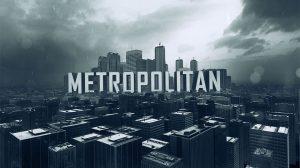 مجموعه مدل سه بعدی ساختمان و آسمان خراش Metropolitan