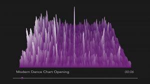 پروژه افترافکت ویژوالایزر سهبعدی طیف صوتی