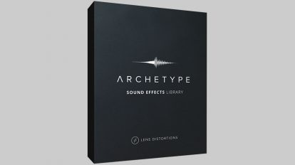 مجموعه افکت صوتی سینمایی Archetype SFX