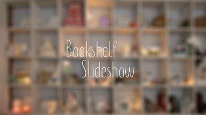 bookshelf-slideshow-aftereffects-template