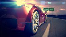 پروژه افترافکت نمایش لوگو مسابقه ماشینسواری