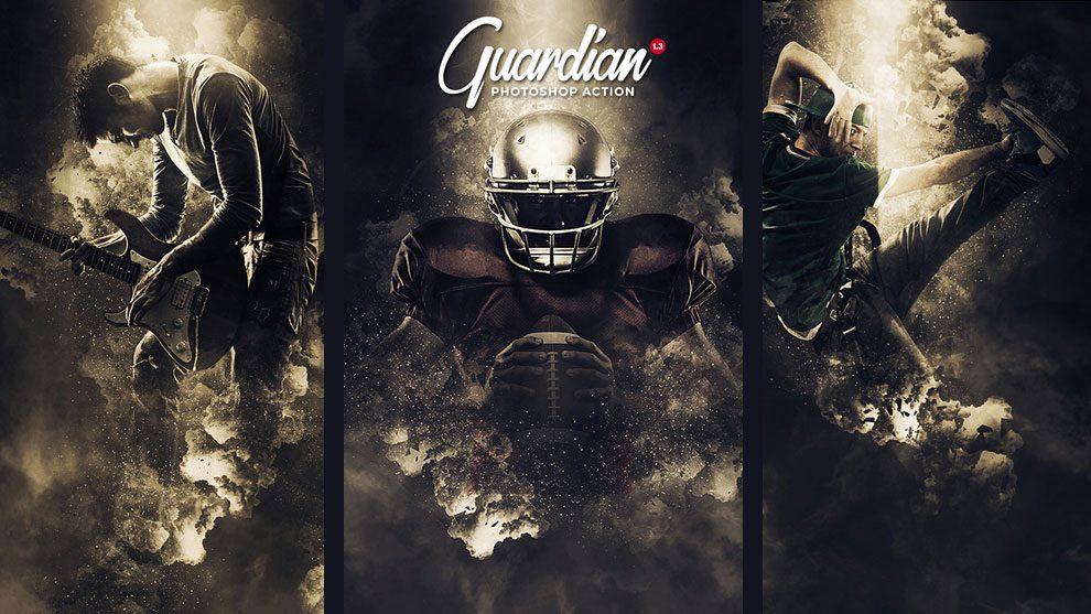 اکشن فتوشاپ Guardian II