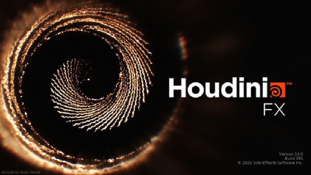 نرم افزار هودینی SideFX Houdini