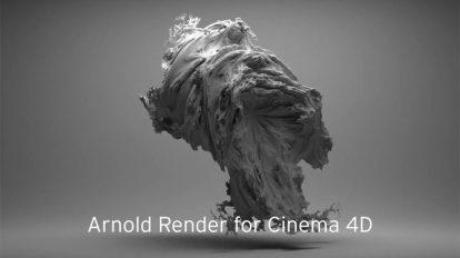 پلاگین رندر سینما فوردی Solid Angle Cinema 4D to Arnold 2.2.2.3