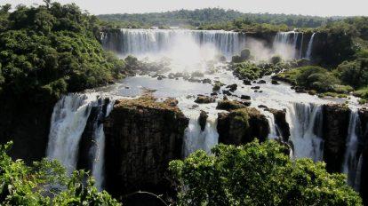 مجموعه فوتیج ویدیویی آبشار
