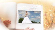 پروژه افترافکت آلبوم عروسی خاطرات عاشقانه
