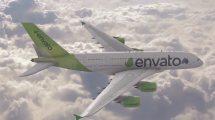 پروژه افترافکت نمایش لوگو با هواپیما Your Airlines v.2