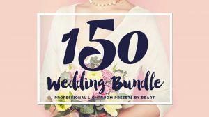 باندل 150 پریست لایتروم عروسی